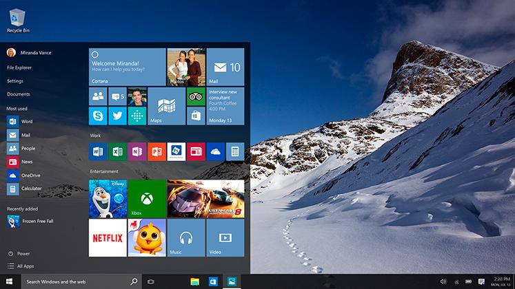 Microsoft Windows 10 - Erste Erfahrungen